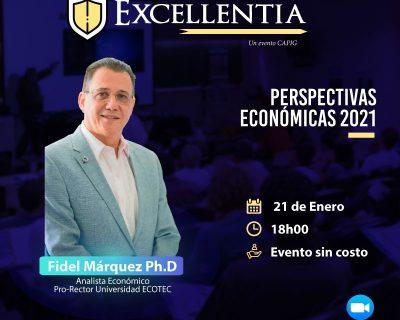 Excellentia – Perspectivas Económicas 2021